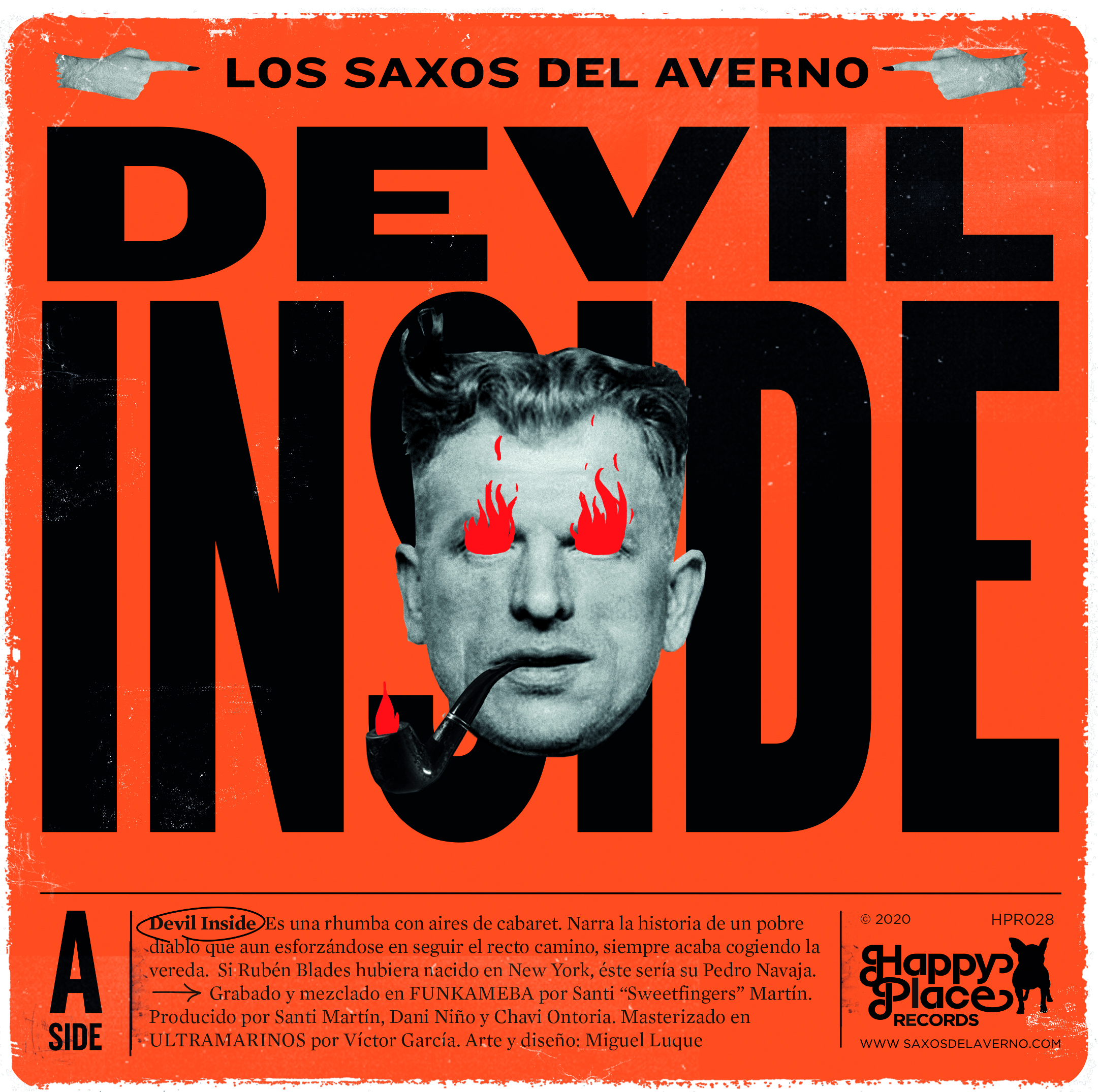cara A - Devil Inside