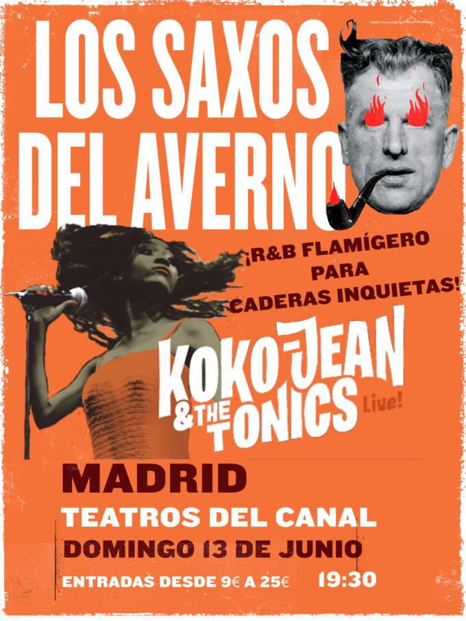 Averno + Koko Jean